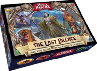 Hero Realms - The Lost Village Campaign Deck (Card Game) - Cover