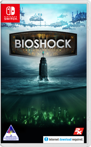 BioShock: The Collection (Nintendo Switch) - Cover