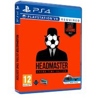 Headmaster - Extra Time Edition (PS4)