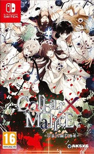 Collar x Malice - Unlimited (Nintendo Switch) - Cover