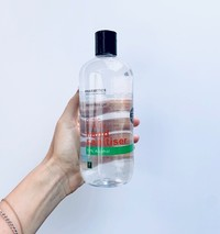 Clinic Quality Waterless Hand Sanitiser Gel 500ml (70% Isopropyl alcohol) - Cover