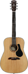 Alvarez AD30 Artist 30 Series Dreadnought Acoustic Guitar (Natural)