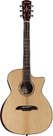 Alvarez AG60CEAR Artist Series Grand Auditorium Acoustic Guitar (Natural)