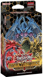 Yu-Gi-Oh! - Structure Deck - Sacred Beasts (Trading Card Game)