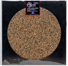 Audio Anatomy - Slipmat Cork / Nitrile - Diameter: 295 Mm - Thikness: 1.5mm (Slipmat Set)