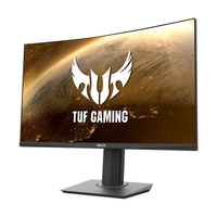 ASUS TUF Gaming Computer Monitor; 31.5 inch WQHD Curved - 144hz