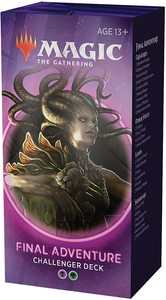 Magic: The Gathering - Challenger Deck 2020 - Final Adventure (Trading Card Game) - Cover