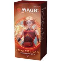 Magic: The Gathering - Challenger Deck 2020 - Cavalcade Charge (Trading Card Game)
