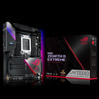 Asus Rog Zenith II Extreme  - TRX40 e-ATX AMD Motherboard - Cover