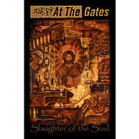 At the Gates - Slaughter of the Soul Poster