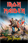 Iron Maiden - The Trooper Poster