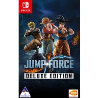 Jump Force: Deluxe Edition (Nintendo Switch)