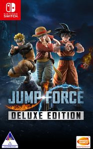 Jump Force: Deluxe Edition (Nintendo Switch) - Cover