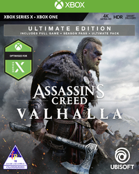 Assassin's Creed Valhalla - Ultimate Edition (Xbox One / Xbox Series X)
