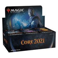 Magic: The Gathering - Core Set 2021 Single Booster (Trading Card Game)