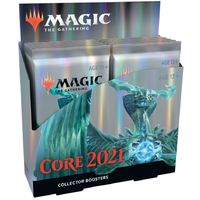 Magic: The Gathering - Core Set 2021 Single Collector Booster (Trading Card Game)