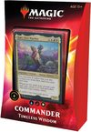 Magic: The Gathering - Ikoria: Lair of Behemoths Commander Deck - Timeless Wisdom (Trading Card Game)