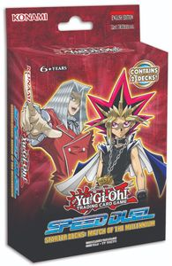 Yu-Gi-Oh! - Speed Duel Starter Deck - Match of the Millennium (Trading Card Game) - Cover