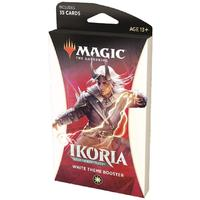 Magic: The Gathering - Ikoria: Lair of Behemoths Theme Booster - White (Trading Card Game)