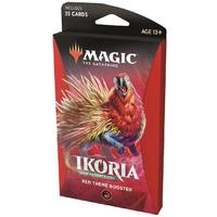 Magic: The Gathering - Ikoria: Lair of Behemoths Theme Booster - Red (Trading Card Game)