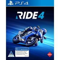 RIDE 4 (PS4/PS5 Upgrade Available)