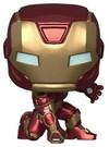 Funko Pop! Marvel - Marvel's Avengers (2020 Video Game) - Iron Man (Stark Tech Suit) Pop Vinyl Figure
