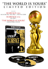Scarface (1932) / Scarface (1983) Statue Special Anniversary Edition (4K Ultra HD + Blu-Ray)