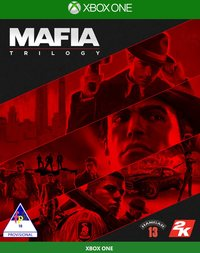 Mafia: Trilogy (Xbox One) - Cover