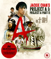 Jackie Chans Project A & Project A Part 2 (Blu-ray)