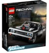 LEGO® Technic - Dom's Dodge Charger (1077 Pieces)