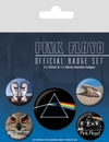 Pink Floyd - Dark Side of the Moon Badges