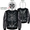 Fortnite- Skull Trooper Cosplay Multi-Colour Hoodie (15-16 Years)