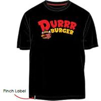 Fortnite - Durr Buger - T-Shirt - Black (11/12)