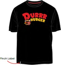 Fortnite - Durr Buger - T-Shirt (15-16 Years) - Cover