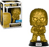 Funko Pop! Star Wars - Chewbacca Gold Pop Vinyl Figure
