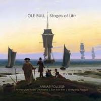 Bull / Folleso / Plagge - Stages of Life (Region A Blu-ray)