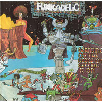 Funkadelic - Standing On the Verge of Getting It On (LP)