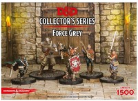 Gale Force 9 - Dungeons & Dragons - Collector's Series - Force Grey (Miniatures) - Cover