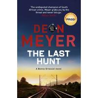The Last Hunt - Deon Meyer (Paperback)