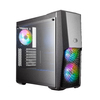 Cooler Master - Masterbox MB500 ATX Tempered Glass Panel Midi Tower Computer Case