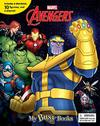 Avengers:Infinity War My Busy Books (Hardcover)