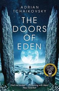 The Doors of Eden - Adrian Tchaikovsky (Trade Paperback) - Cover