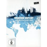 Weather Report - Live In Cologne 1983 (Region 1 DVD)