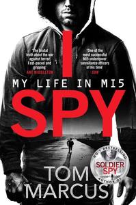 I Spy - Tom Marcus (Paperback) - Cover