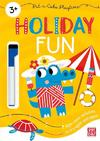 Pat-A-Cake Playtime: Holiday Fun: Wipe-Clean Book with Pen (Paperback)