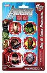 Marvel HeroClix - Avengers Assemble - Dice and Token Pack - Iron Man (Miniatures)