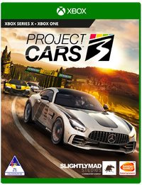Project CARS 3 (Xbox One / Xbox Series X)