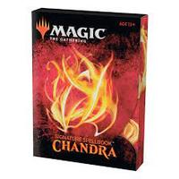 Magic: The Gathering - Signature Spellbook - Chandra (Trading Card Game)