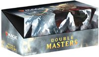 Magic: The Gathering - Double Masters Draft Single Booster (Trading Card Game) - Cover