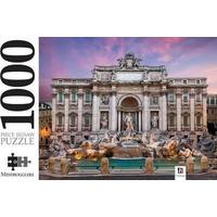 Trevi Fountain, Italy Puzzle - Mindbogglers (1000 Pieces)